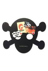 Wonderwall KRIJT EN MAGNEETBORD Piraat 50 X 60 CM