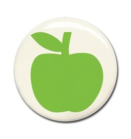 FAB5 Wonderwall MAGNET APPLE GREEN