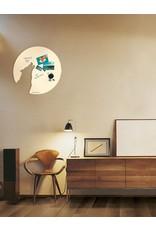 FAB5 Wonderwall whiteboard  67 X 70 CM