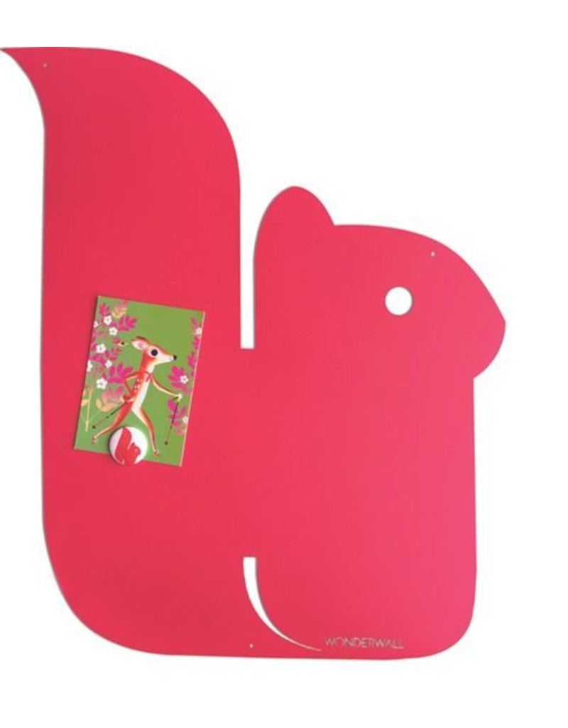Eekhoorn magneetbord medium 50x60 cm