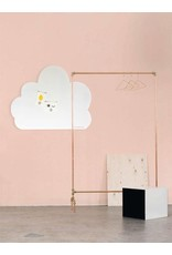 95 x 80 cm Nuage XL whiteboard + tableau magnétique- Special collection