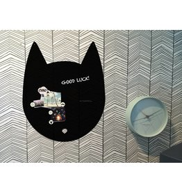 Wonderwall Kat  magneetbord medium- limited