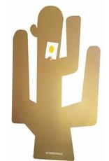 Magnetic Board GOLD CACTUS XXL - 1,45 m x 82 cm