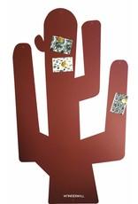 FAB5_Wonderwall Magneetbord GOUD CACTUS XXL - 1,45 m x 82 cm
