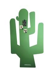 Tableau Magnetique Vert CACTUS XXL - 1,45 m x 82 cm