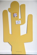 Magnetic Board Brown CACTUS XXL - 1,45 m x 82 cm