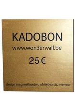 KADOBON FAB5 WONDERWALL 25€