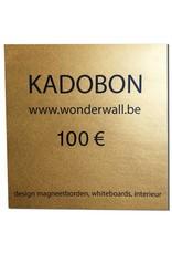 KADOBON FAB5 WONDERWALL 100€