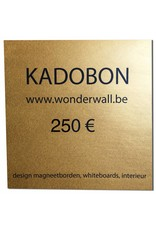 FAB5_Wonderwall KADOBON FAB5 WONDERWALL 250€