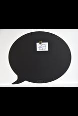 Wonderwall Magnetic Board speech bubble 50 x 60 cm
