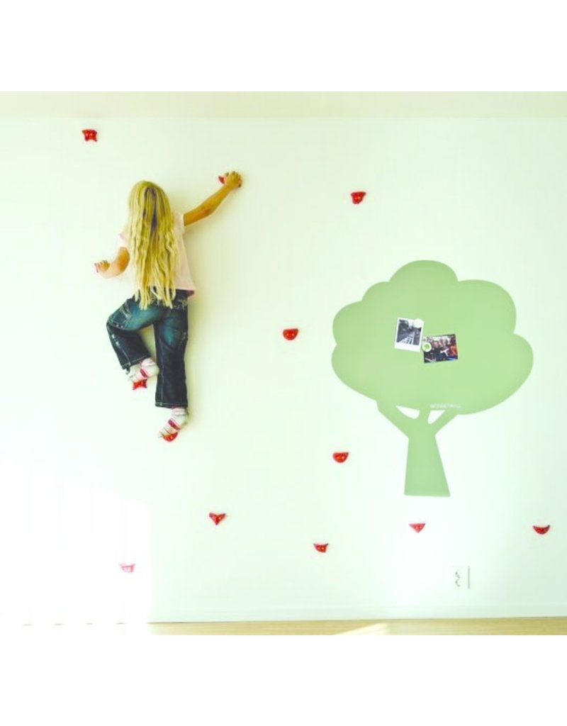 95 X 80 CM Magnetic board Tree Exclusive Kamakura Green- limited edition
