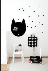 FAB5 Wonderwall Cat magnet board large 67 x 80 cm