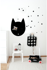 Wonderwall Kat magneetbord  large 67 x 80 cm