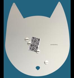 Wonderwall Magneetbord KAT LARGE -