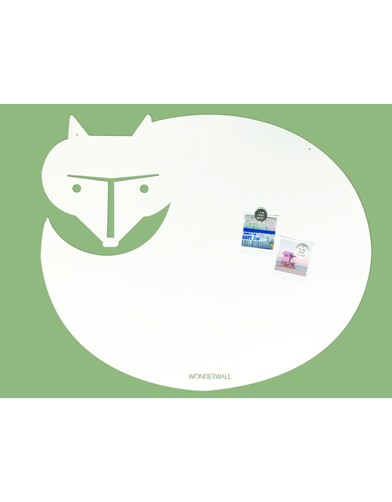 95 x 80 cm FOX XL whiteboard + magnetic board - Special  collection