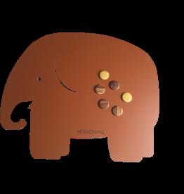 FAB5_Wonderwall Wonderwall Magnet Board Elephant