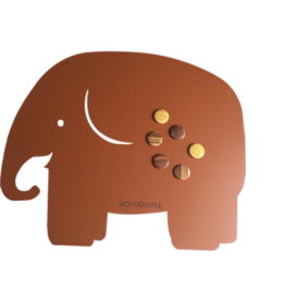 Wonderwall Magnet Board Elephant