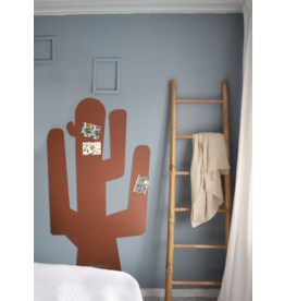 Magnetic Board FAB5 Wonderwall CACTUS XXL - Brown
