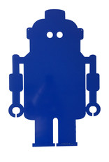 FAB5 magneetbord ROBOT Large 54x80cm
