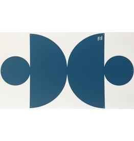 SUPERPROMO Magneetbord memobord Abstract 1
