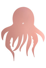 EXCLUSIEVE LIMITED Edition- OCTOPUS XL 95x80cm