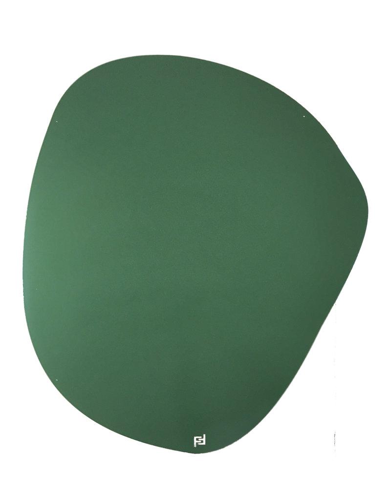FAB5_Wonderwall EXCLUSIEVE LIMITED Edition- CRISTO olivegreen  XL 95x80cm