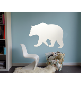 FAB5 Wonderwall WHITEBOARD + magnet board polarbear XL - Special collection