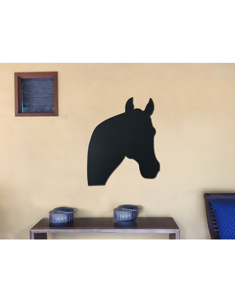 FAB5 Wonderwall magnetboard HORSE Large 67x80cm