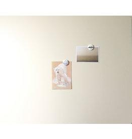 Tableau magnétique  off white 850x700mm