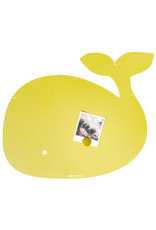 WHALE magnetic board Medium sand yellow