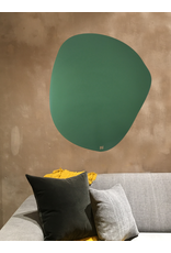 EXCLUSIEVE LIMITED Edition- CRISTO olivegreen  XL 95x80cm