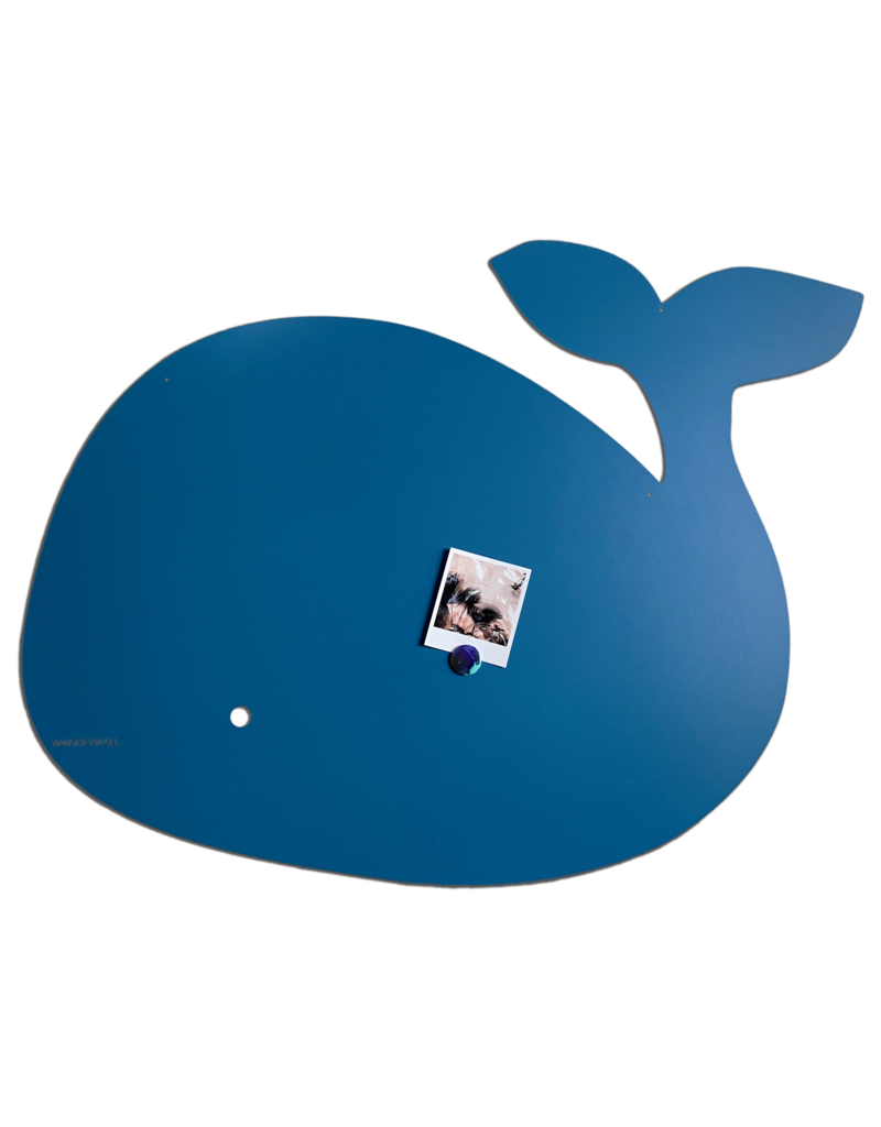 WHALE magnetic board XL 95 x 80 cm exclusive collection