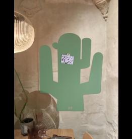 FAB5 Wonderderwall Tableau Magnétique CACTUS XL vert