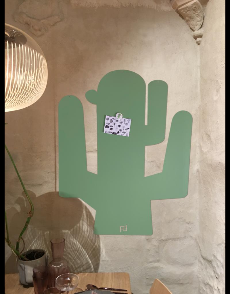 FAB5 Wonderderwall Magneetbord CACTUS XL groen 95 x 80 cm