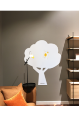 95 x 80 cm TREE XL whiteboard + magnetic board - Special collection