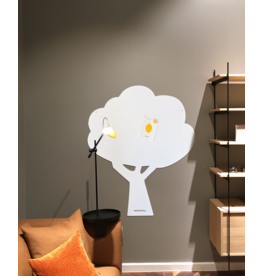 ARBRE XL whiteboard + tableau magnétique- Special  collection