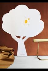 95 x 80 cm ARBRE XL whiteboard + tableau magnétique- Special collection