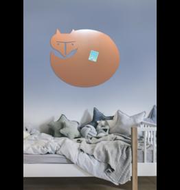 FAB5 Wonderwall TABLEAU MAGNETIQUE RENARD medium
