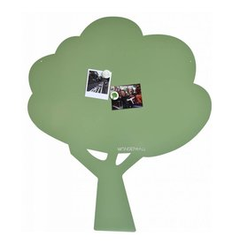 Magnetic Board XL TREE - Exclusive limited edition BLGreen