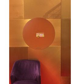FAB5 Wonderwall NEW , TABLEAU MAGNETIQUE CIRCLE ROSE - 60 cm  - Copy - Copy