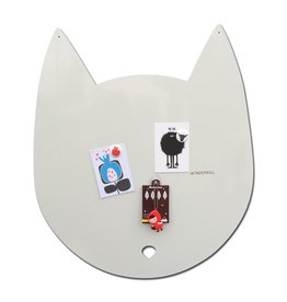 Wonderwall Magnetic board Housecat off white