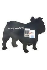 FAB5 Wonderwall Dog Spike Magnetic Board- Black -Large 67 x 80 cm