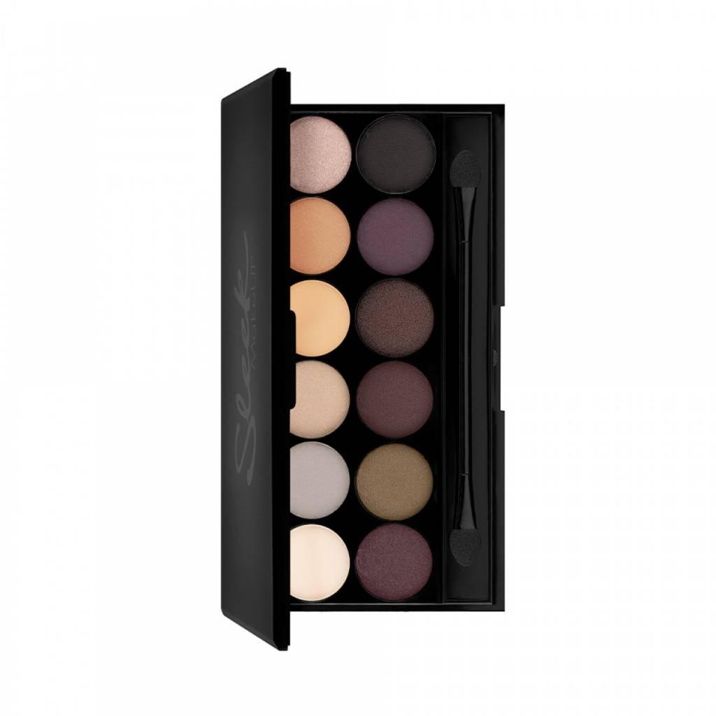 Sleek MakeUp Sleek MakeUp i-Divine Eyeshadow Palette in Au Naturel