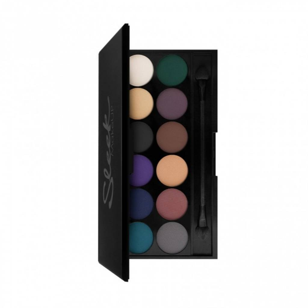 Sleek MakeUp Sleek MakeUp i-Divine Eyeshadow Palette in Ultra Mattes V2