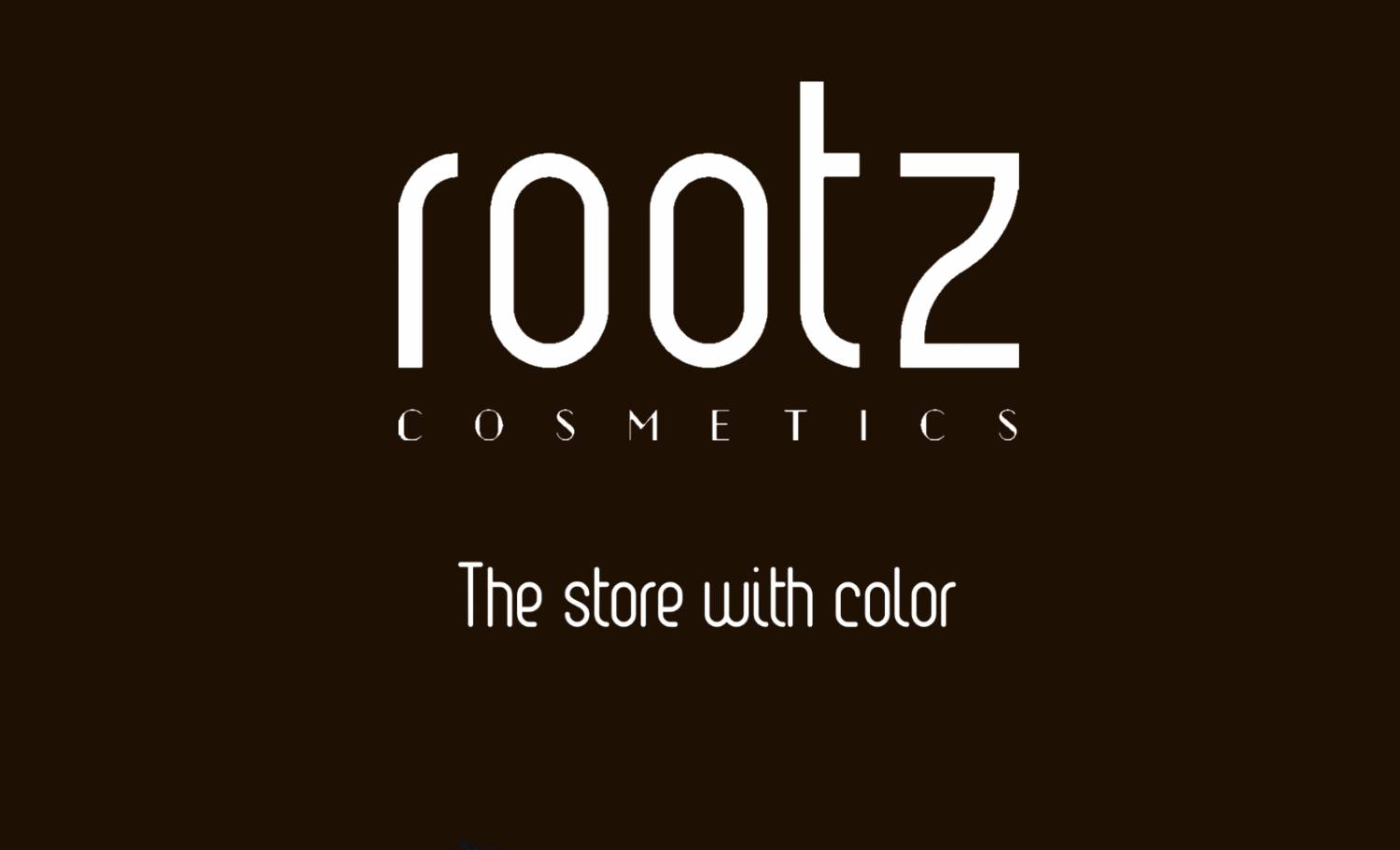 Rootz Cosmetics the store with color