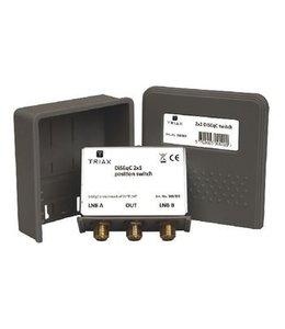 Triax DiSEqC-Switch 2/1 900-2150