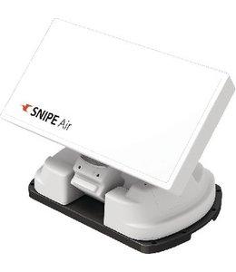 Selfsat SNIPE AIR Automatische Platte IP Schotelantenne Wit