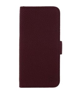 Mobilize Smartphone Classic Gelly Wallet Book Case Samsung Galaxy J7 2017 Bordeaux