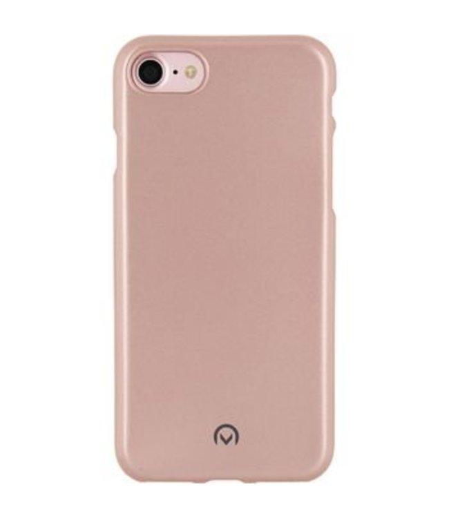 Mobilize Smartphone Metallic Gelly Case Apple iPhone 6 / 6s Roze