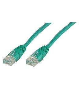 Valueline CAT5e UTP Netwerkkabel RJ45 (8/8) Male - RJ45 (8/8) Male 1.00 m Groen